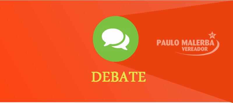 Icone Debate